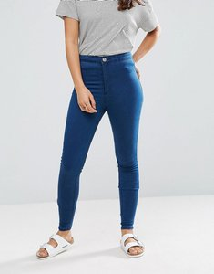 Read more about Glamorous skinny jeans - mid blue wash