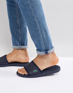 Read more about Lacoste l 30 sliders - navy