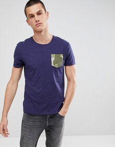 Read more about Esprit organic t-shirt with camo pocket - 400