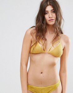 Read more about Undiz haight ashbury advermiz triangle bra - yellow