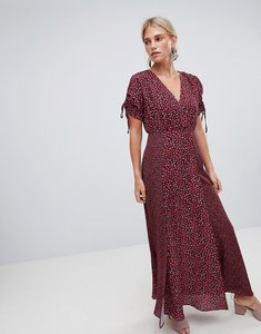 Read more about French connection maxi tea dress in floral print - mimosa multi