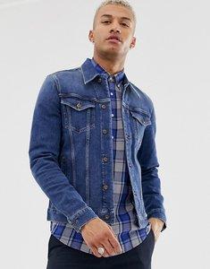 Read more about Tommy hilfiger hardin padded trucker jacket