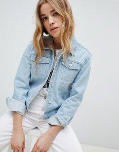 Read more about Miss selfridge denim jacket - lgt wash
