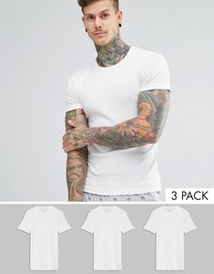 Read more about Original penguin 3 pack lounge t-shirt - white