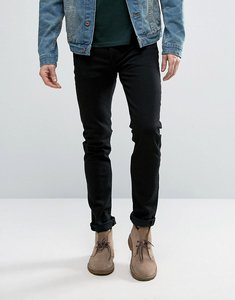 Read more about Levis 510 skinny fit jeans nightshine black wash - nightshine