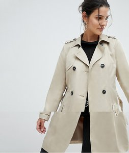 Read more about Vila trench coat - beige