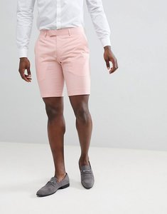 Read more about Farah skinny shorts in pink - rose