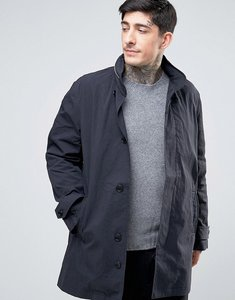 Read more about Ymc hooded coat - black