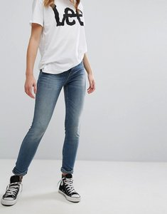 Read more about Lee scarlett high waisted skinny jean - yankee blue