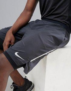 713474578fea2 nike running 9 distance shorts in black 642813013 black - Shop nike ...
