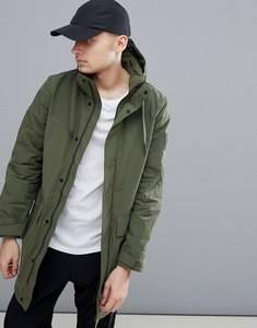 Read more about Peak performance zak parka jacket in dark green - 4cp terrain green