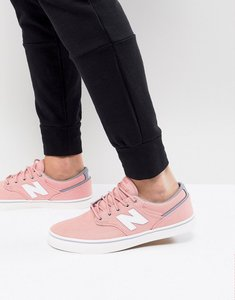 Read more about New balance numeric plimsolls in pink am331smn - pink