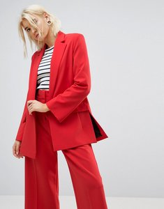 Read more about Asos tailored mansy blazer - orange