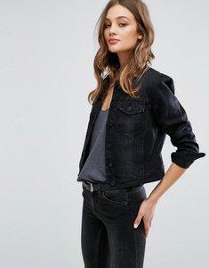 Read more about Vero moda denim jacket - black