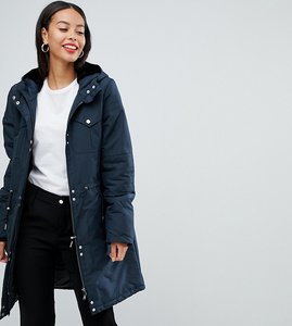 Read more about Y a s tall utility parka coat