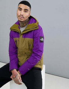 Read more about The north face 1990 thermoball mountain jacket in green purple - green