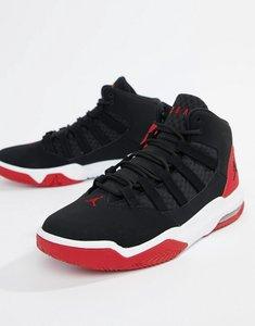 085c34ec9f78c Read more about Nike jordan max aura trainers in black aq9084-023 - black