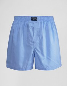 Read more about Polo ralph lauren woven boxers - blue