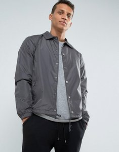 Read more about Loyalty and faith coach jacket - grey