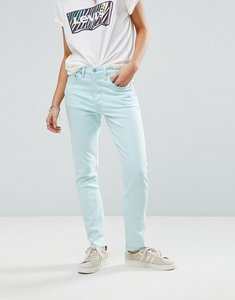 Read more about Levi s 501 high rise skinny jean - acid iced aqua