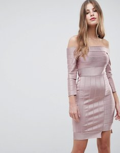 Read more about French connection bandage bodycon dress - teagown