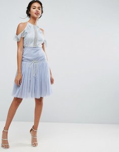Read more about Asos tulle prom skirt - blue