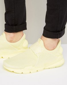 Read more about Nike sock dart breathe trainers in yellow 909551-700 - yellow