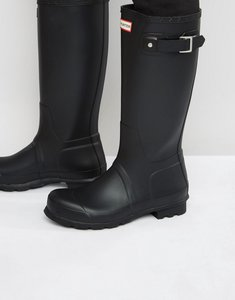 Read more about Hunter original wellies - black