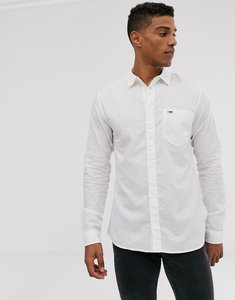 Read more about Tommy jeans linen long sleeve shirt
