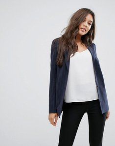 Read more about Y a s oversized blazer - navy