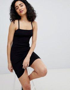 Read more about Bershka cami dress in black - black