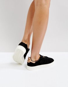 Read more about Adidas campus trainers - black
