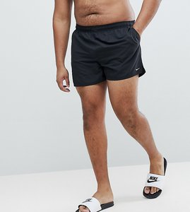 Read more about Nike plus volley super short swim short in black ness8830-001 - black