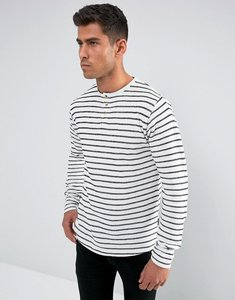 Read more about D-struct henley long sleeve top - navy