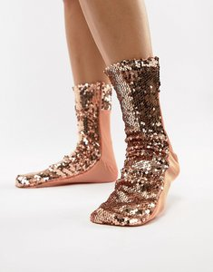 e7ce90683 Shop for Asos metallic gold tights gold - socks-and-tights - Latest ...