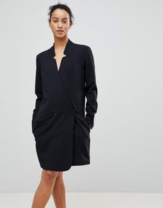 Read more about See u soon blazer dress - black