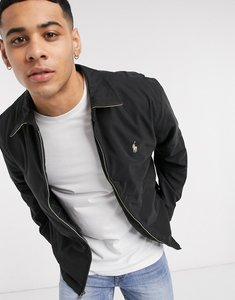 Read more about Polo ralph lauren harrington jacket in black