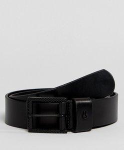 Read more about Nixon americana ii belt in leather - black