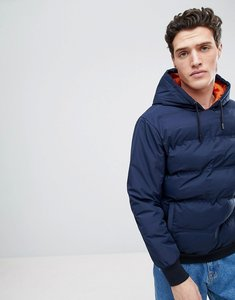Read more about Native youth padded hooded jacket - navy