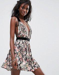 Read more about Majorelle april open back floral dress - bouquet