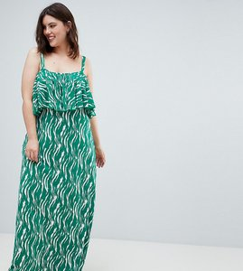 Read more about Junarose printed maxi dress - multi