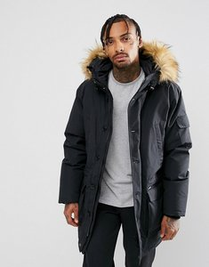 Read more about Carhartt wip yukon down filled parka - black