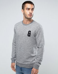 Read more about Only sons sweatshirt - light grey