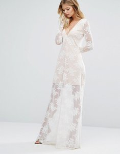 Read more about Majorelle maxi dress in ivory - ivory