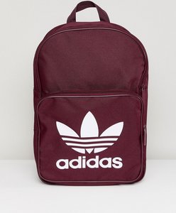 b300e70ce0b Read more about Adidas originals classic backpack in burgundy - red