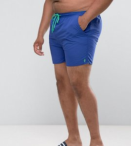 Read more about French connection plus swim shorts - blue