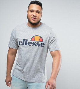 Read more about Ellesse plus t-shirt with classic logo - grey