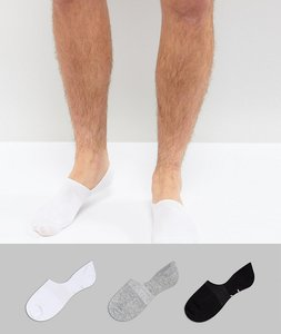 Read more about Pringle invisible socks 3 pack - multi