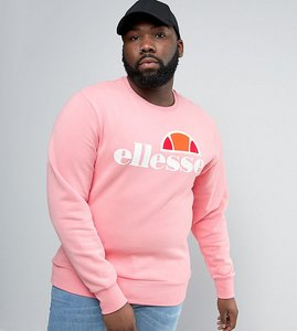 Read more about Ellesse plus sweatshirt with classic logo - pink