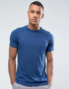Read more about Threadbare marl t-shirt - navy
